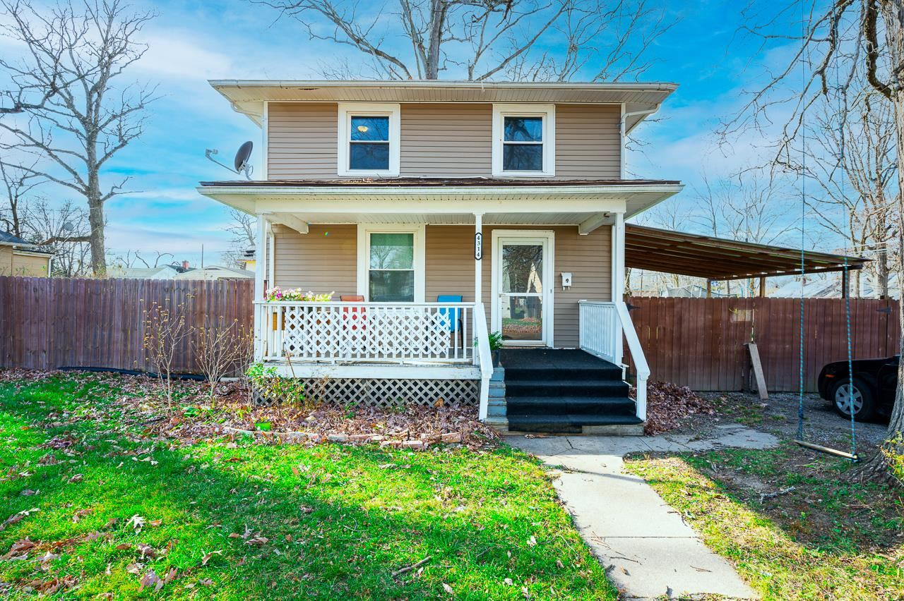 4314 Spatz Avenue, Fort Wayne, IN 46806 - #: 202046646