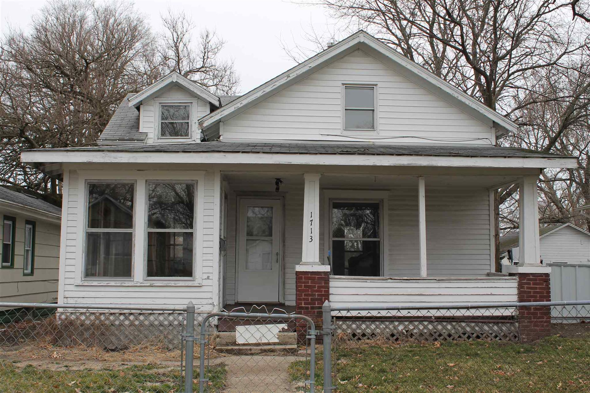 1713 E Donald Street, South Bend, IN 46613 - #: 202008651