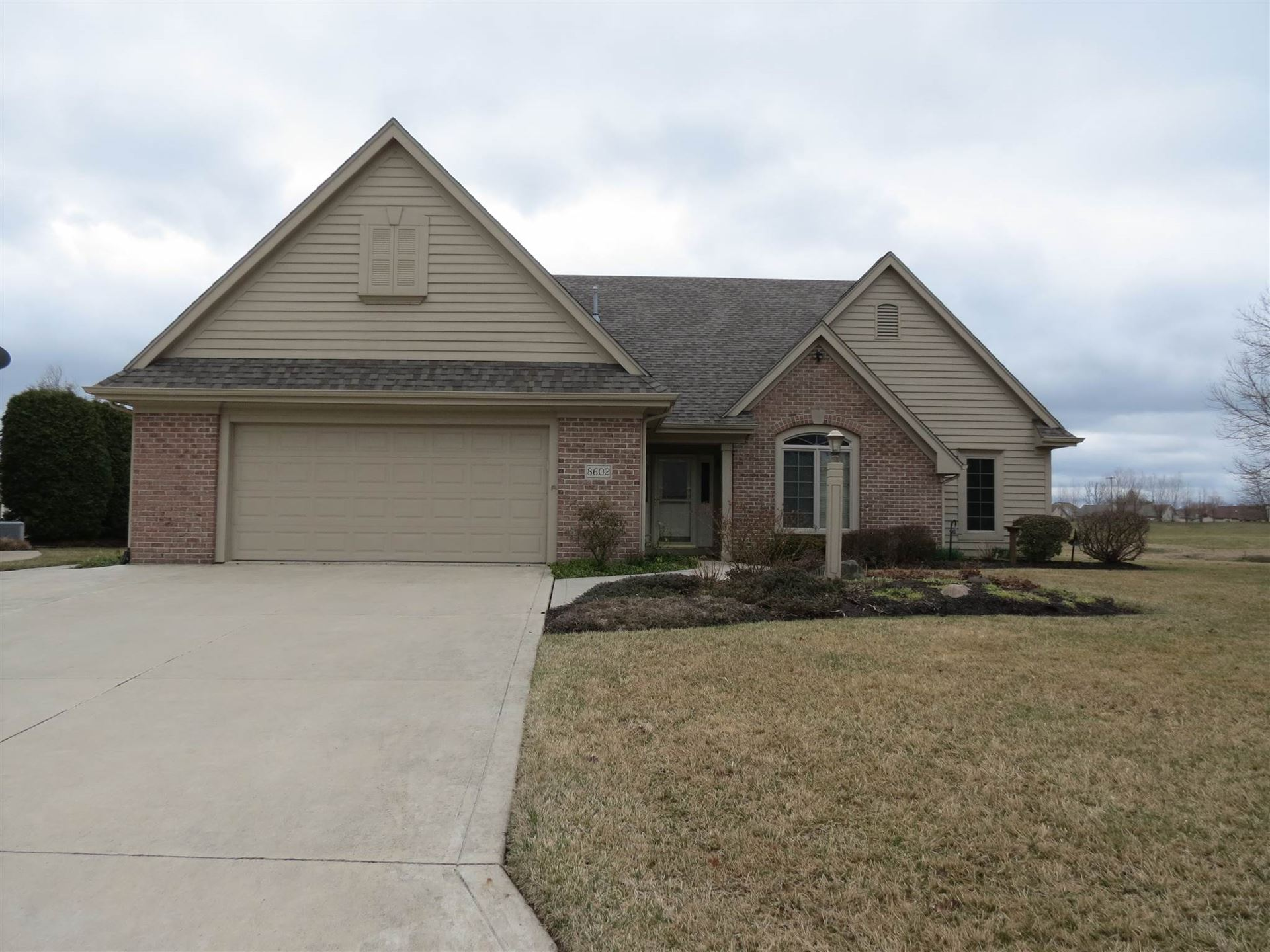 8602 Sweet Blossom Court, Fort Wayne, IN 46835 - #: 202010651