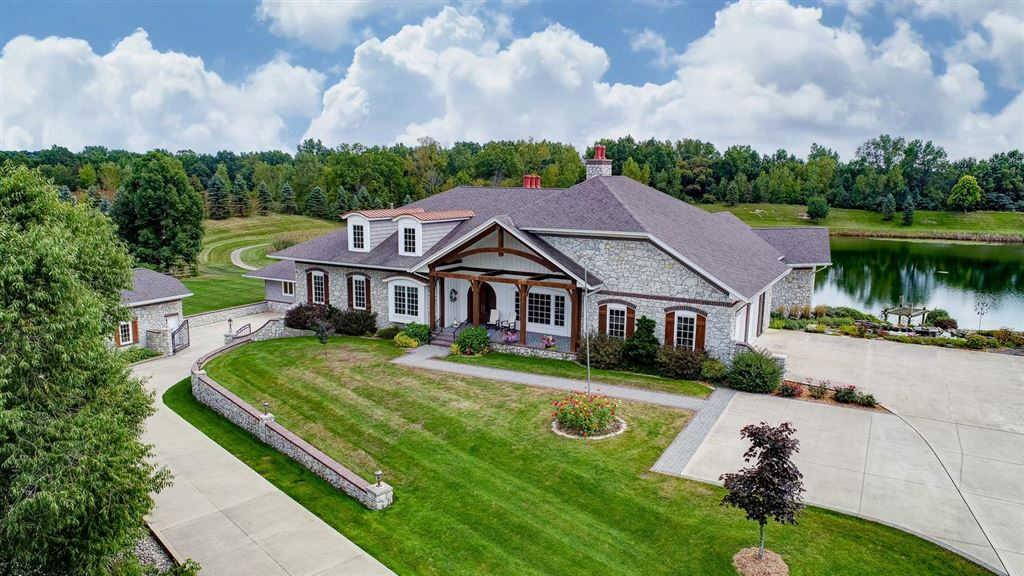 1230 Sunset Lake Cove, Fort Wayne, IN 46845 - #: 201940652