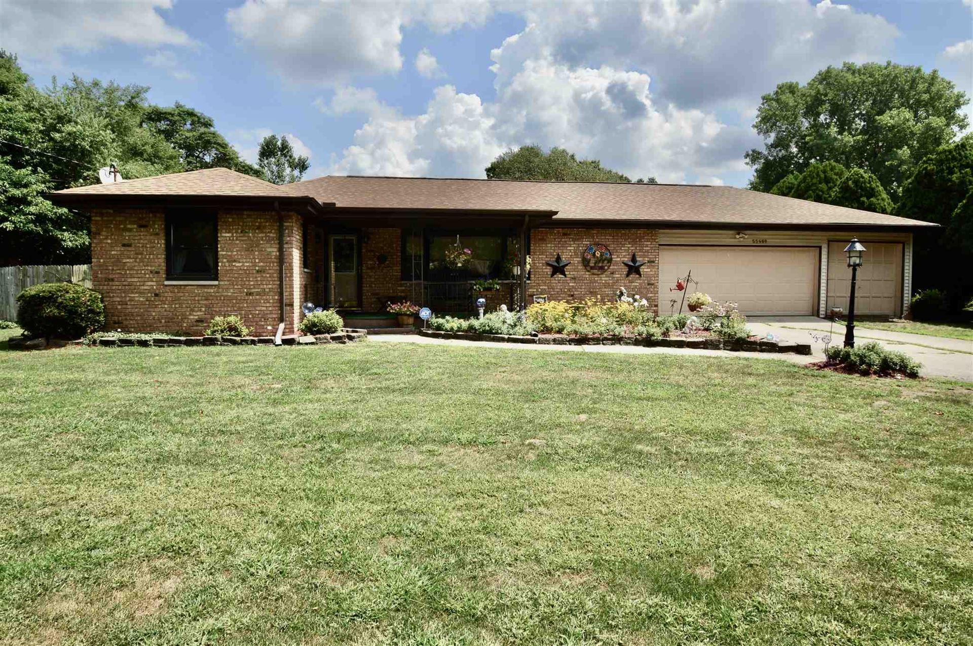 55466 Birch Road, Osceola, IN 46561 - #: 202026653