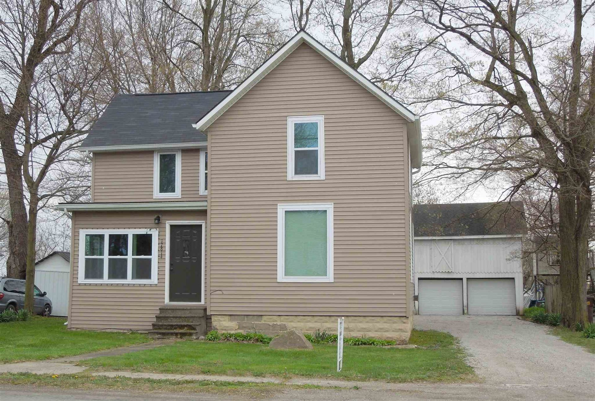 17814 State Road 37, Harlan, IN 46743 - #: 201950655