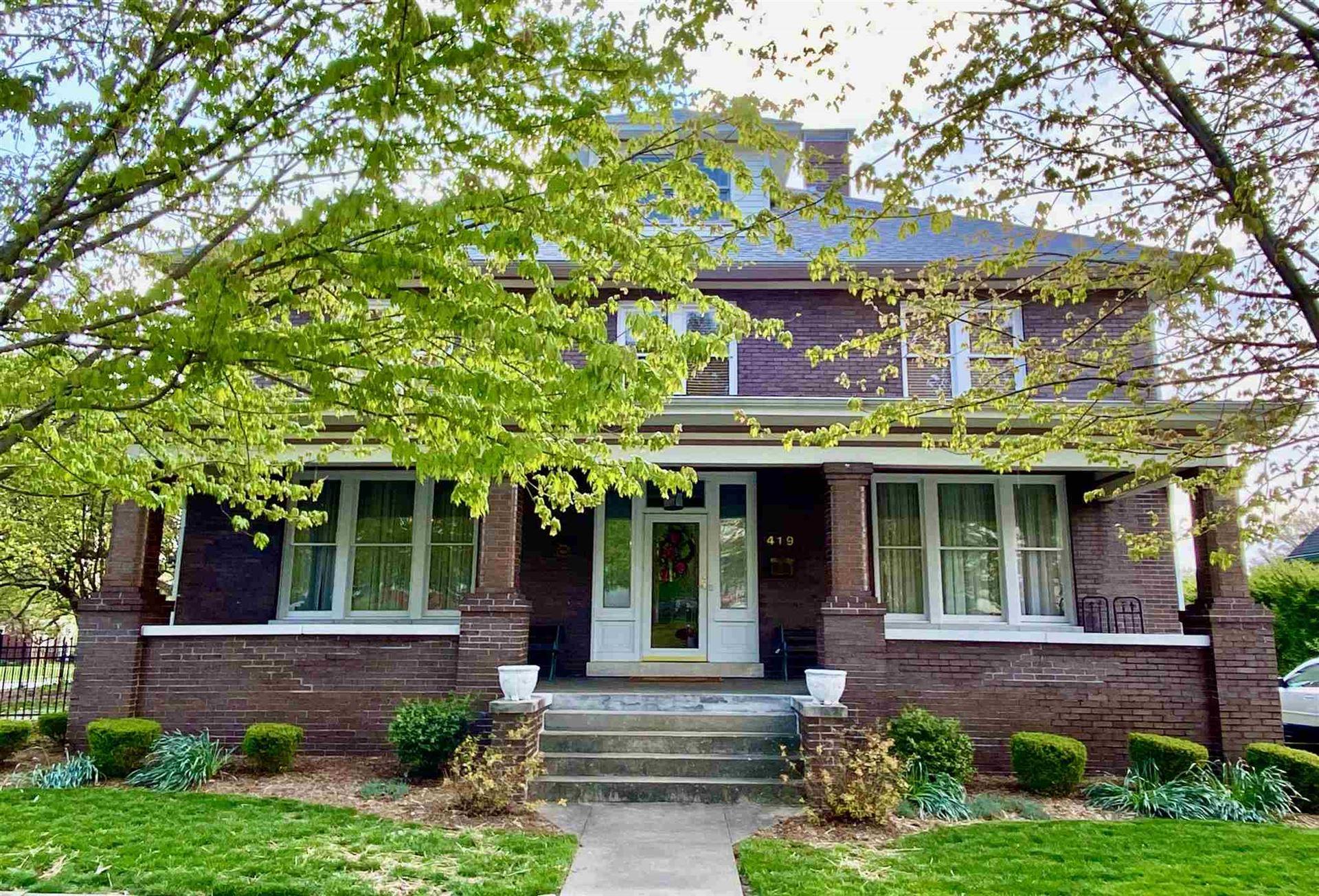 419 N Geiger Street, Huntingburg, IN 47542 - #: 202002658