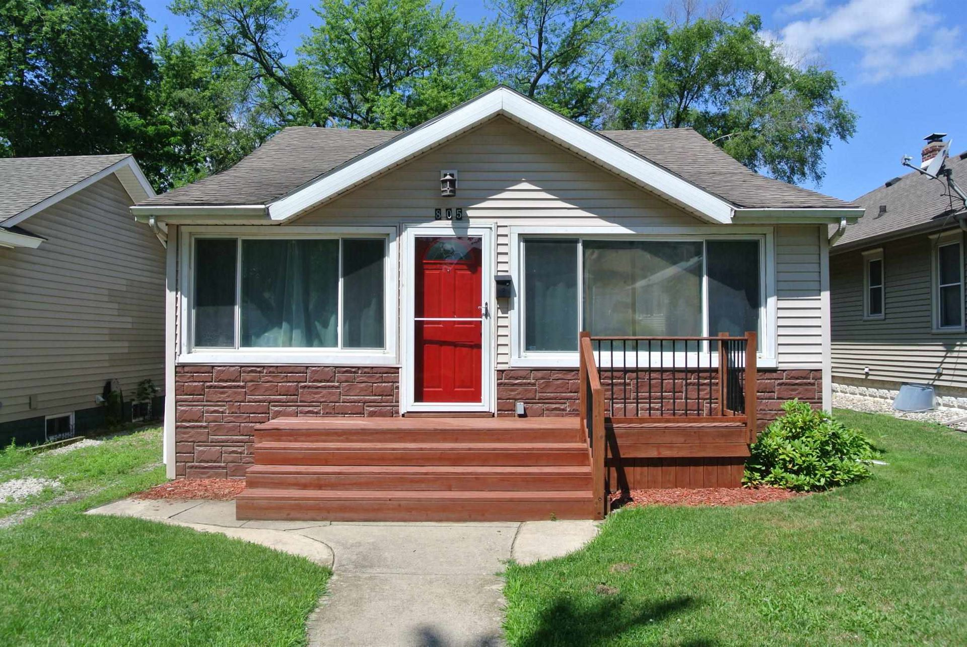 805 S 34th Street, South Bend, IN 46615 - #: 202027660