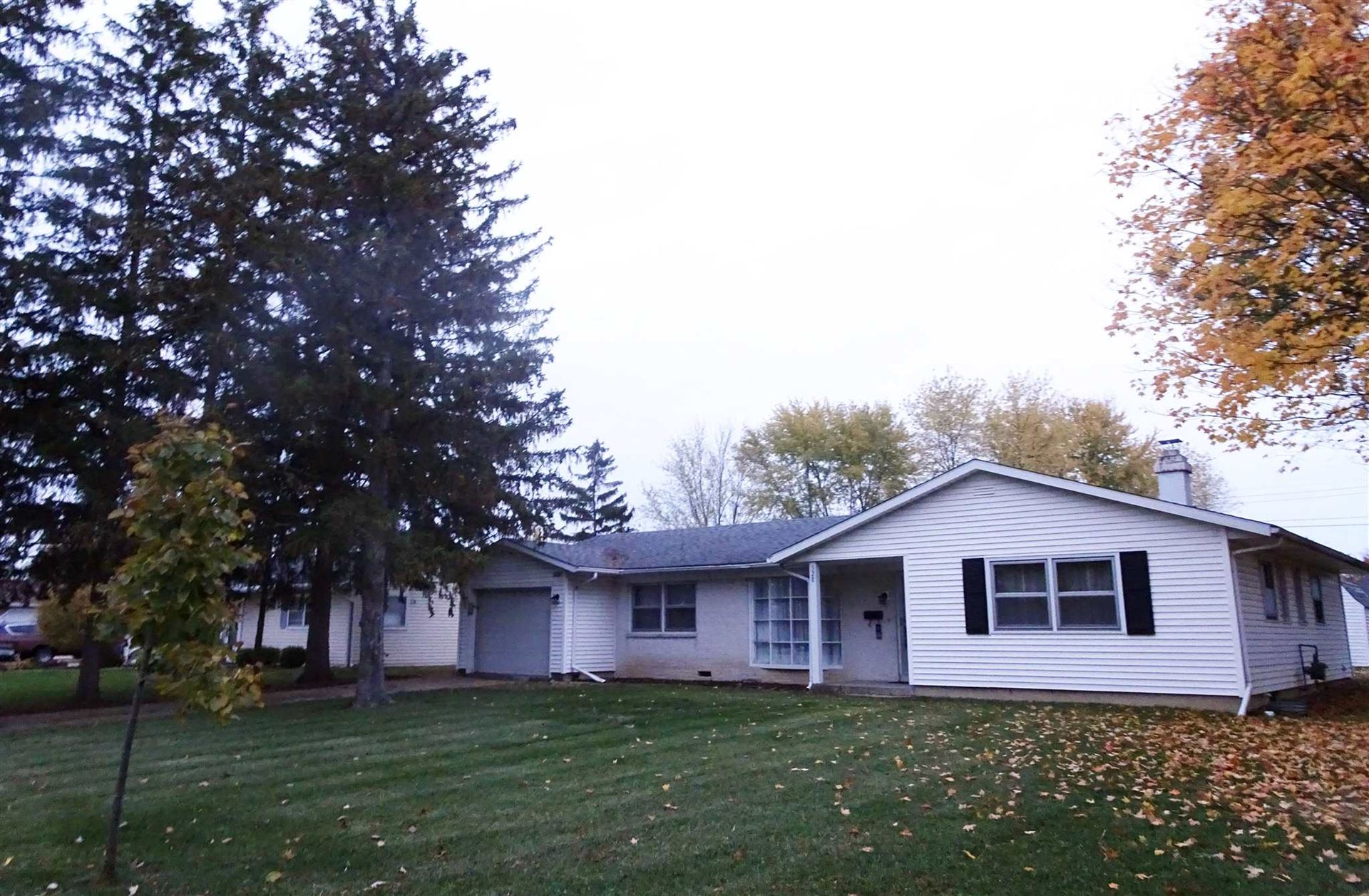 328 N 16th Street, Decatur, IN 46733 - #: 202043665