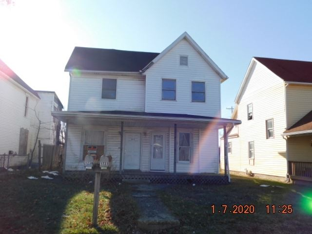 123 E 9th Street, Muncie, IN 47302 - #: 202001667