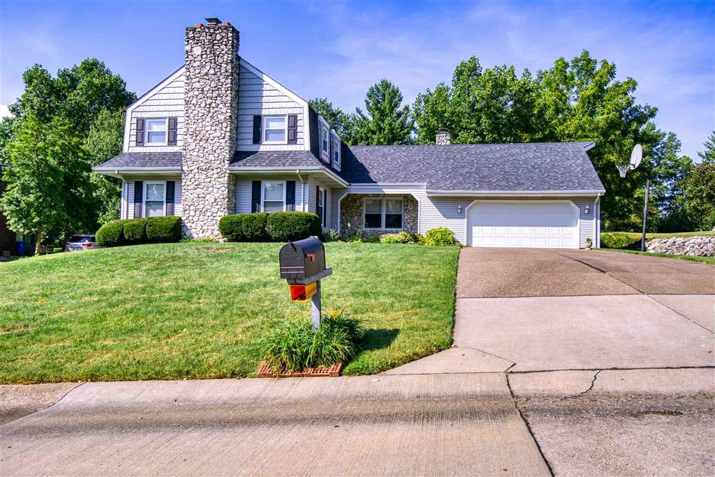 413 Red Bud Lane, Evansville, IN 47710 - #: 201942671