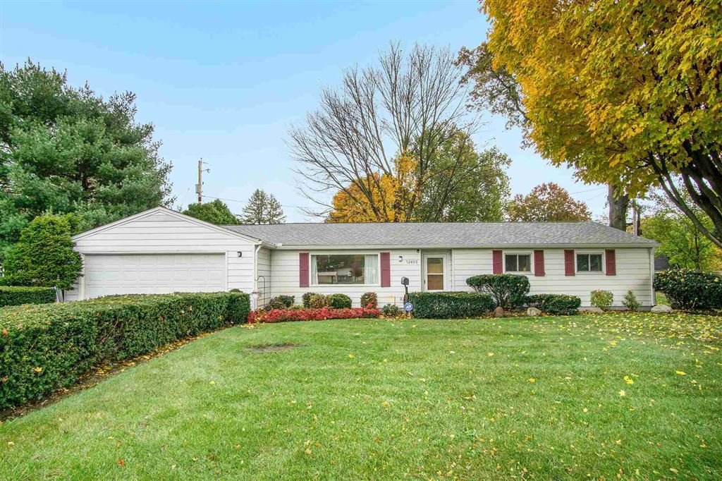 52890 Swanson Drive, South Bend, IN 46635 - #: 201947671