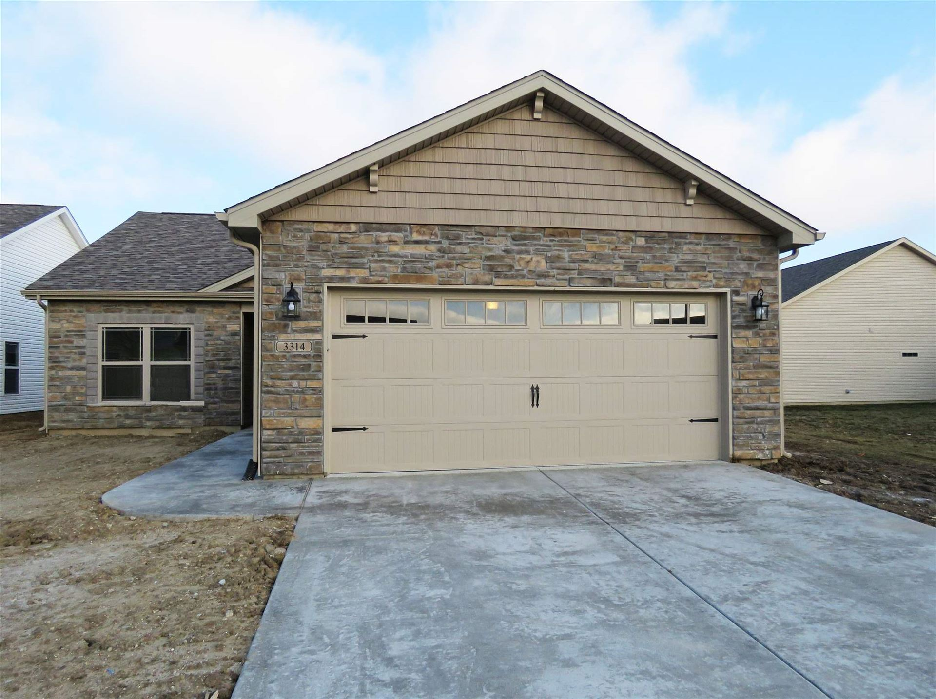 3314 Monument Drive, West Lafayette, IN 47906 - #: 201951672