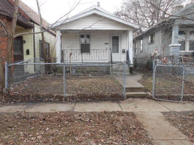 1419 E Franklin Street, Evansville, IN 47711 - #: 202005672