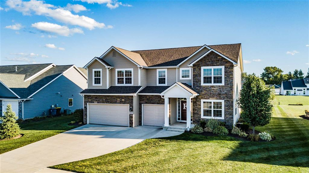 4407 Great Hollow Court, Fort Wayne, IN 46818 - #: 201942674