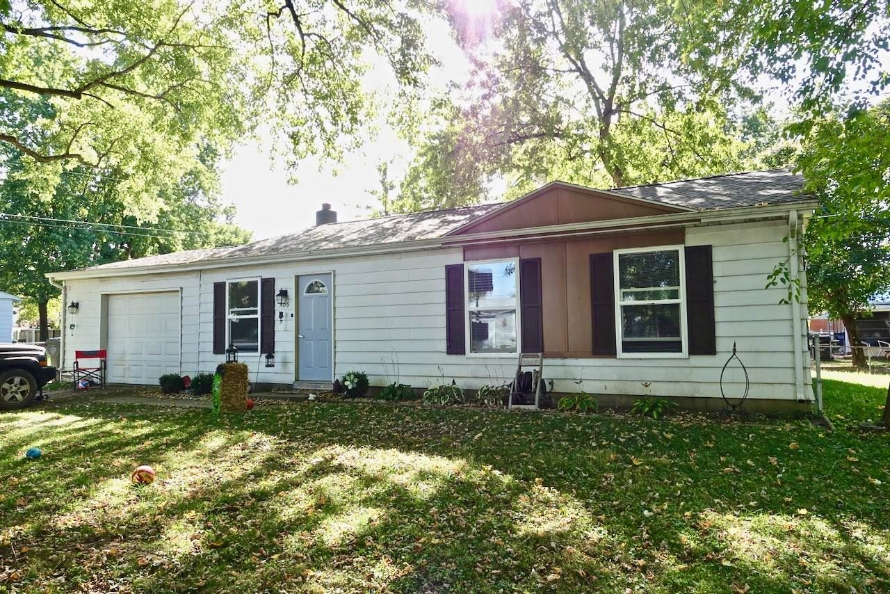 1405 S Grandview Court, Yorktown, IN 47396 - #: 201947679