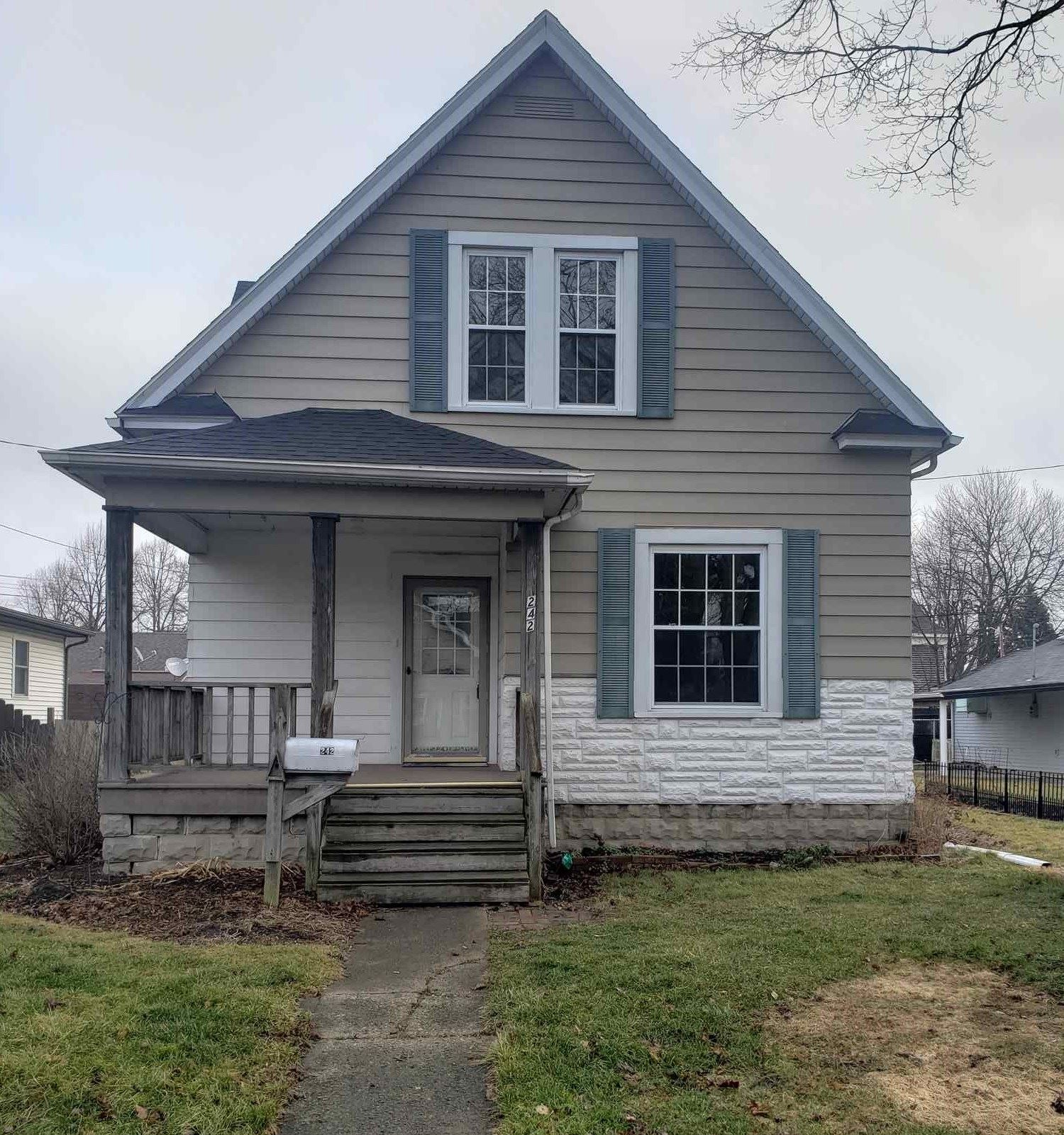 242 N 6th Street, Decatur, IN 46733 - #: 202101679
