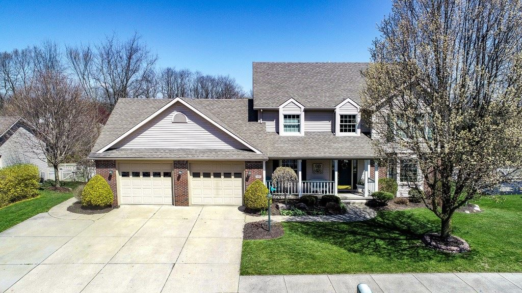 206 Highland Park Drive, Middlebury, IN 46540 - #: 202012680