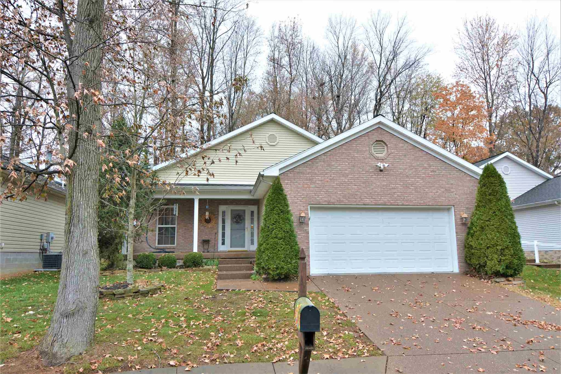3416 Fawn Hill Court, Evansville, IN 47714 - #: 201950683