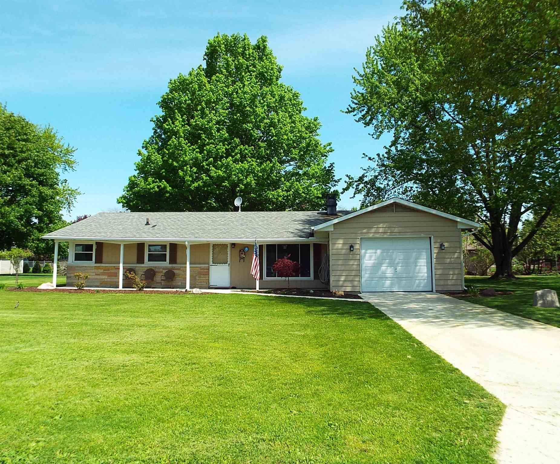 1404 W Tanager Drive, Warsaw, IN 46580 - #: 202017686