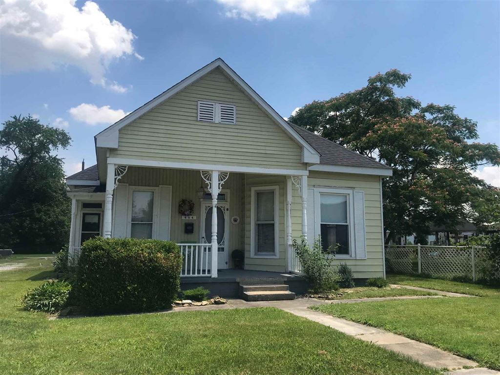 454 N 7TH Street, Mitchell, IN 47446 - #: 201927688
