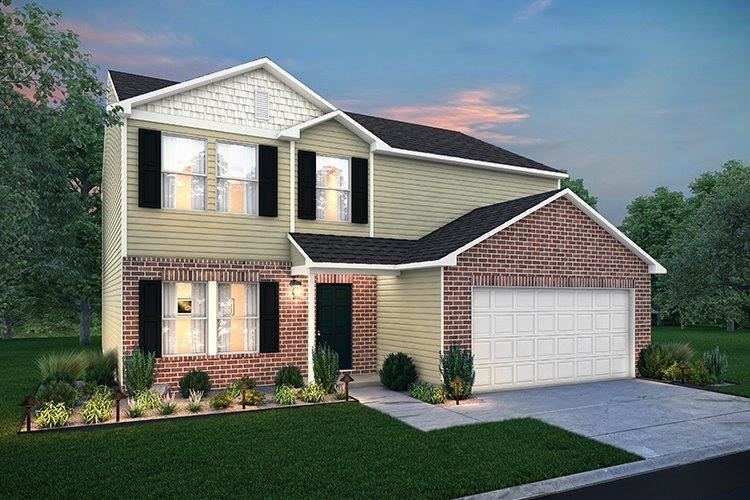 2628 S Crane Pond Drive, Marion, IN 46952 - #: 202106689