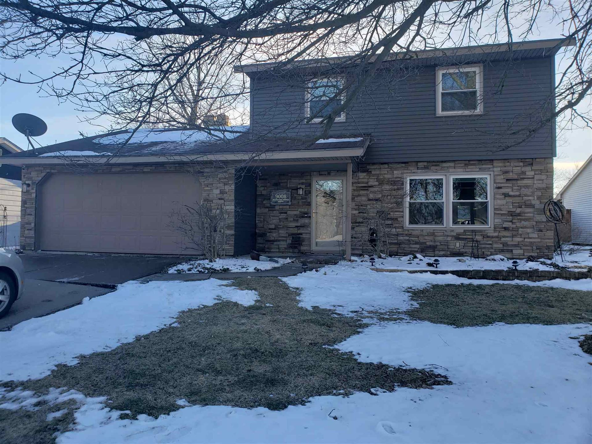 9008 MARINERS RIDGE Drive, Fort Wayne, IN 46819 - #: 202007691
