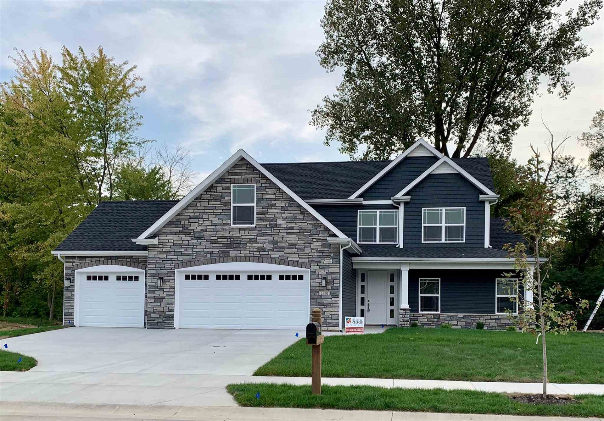 2901 Three Meadows Drive, West Lafayette, IN 47906 - #: 202038691