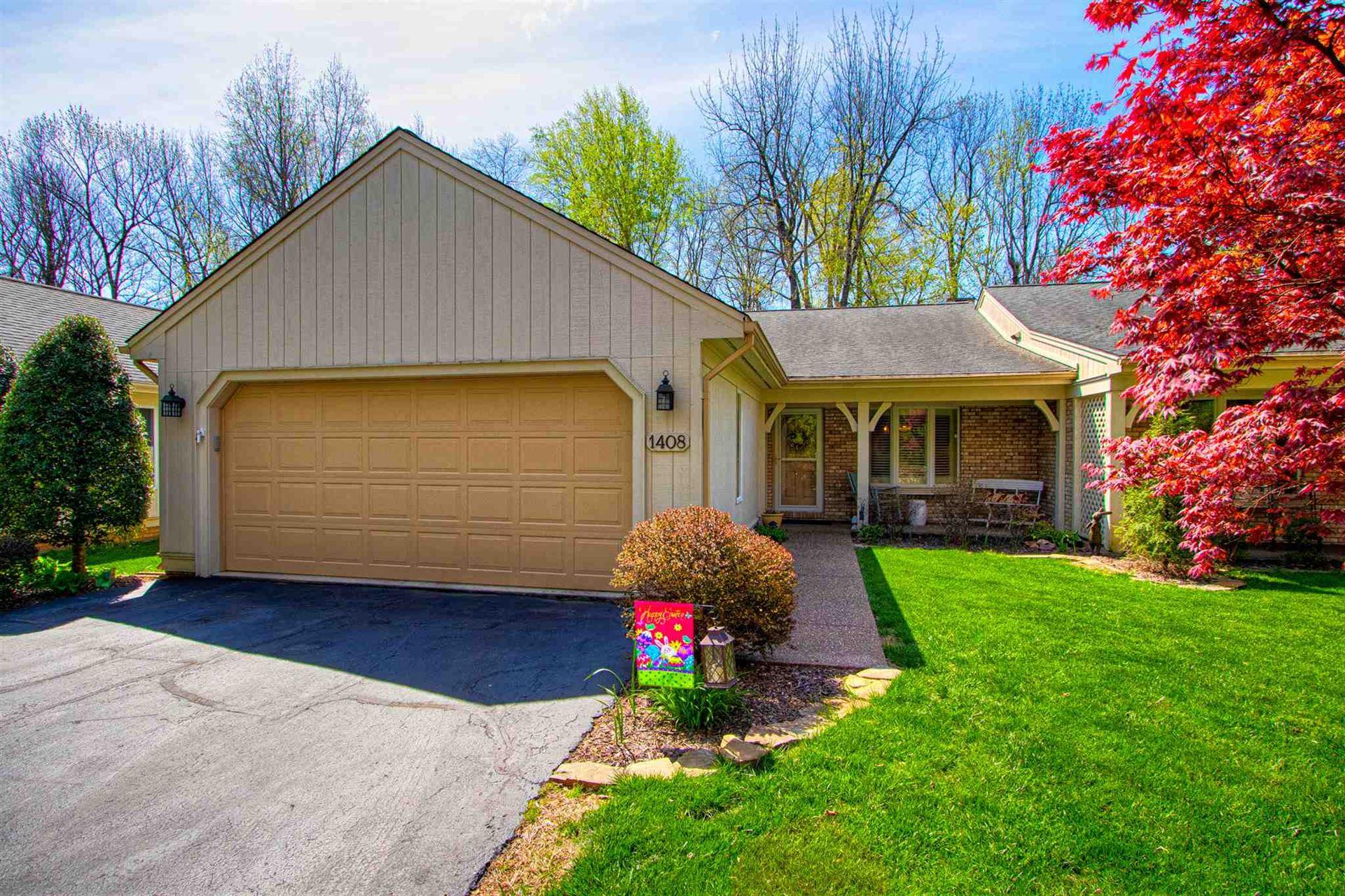 1408 Timberlake Lane, Evansville, IN 47710 - #: 202012692