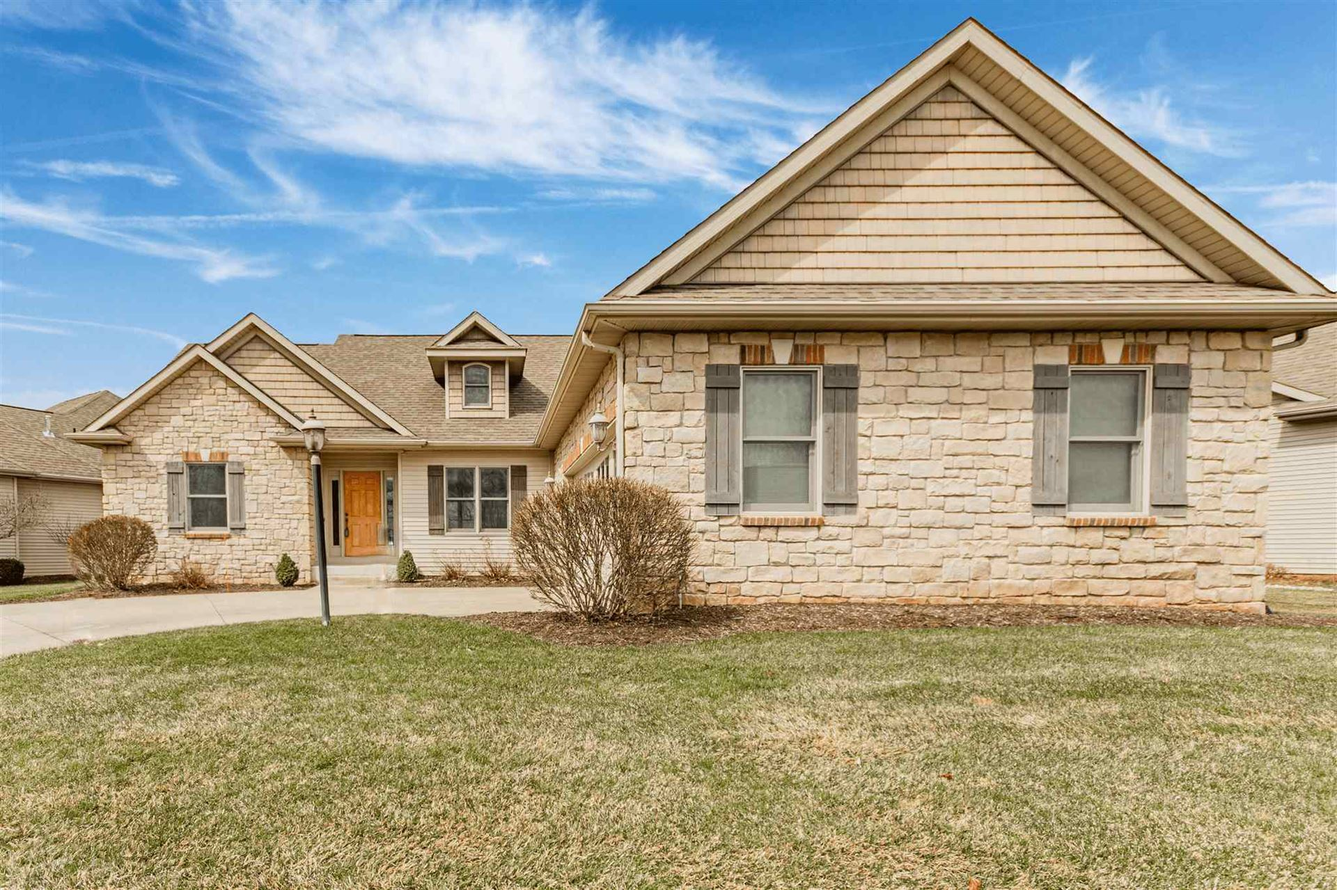 19339 S Foley Circle, South Bend, IN 46637 - #: 202100692