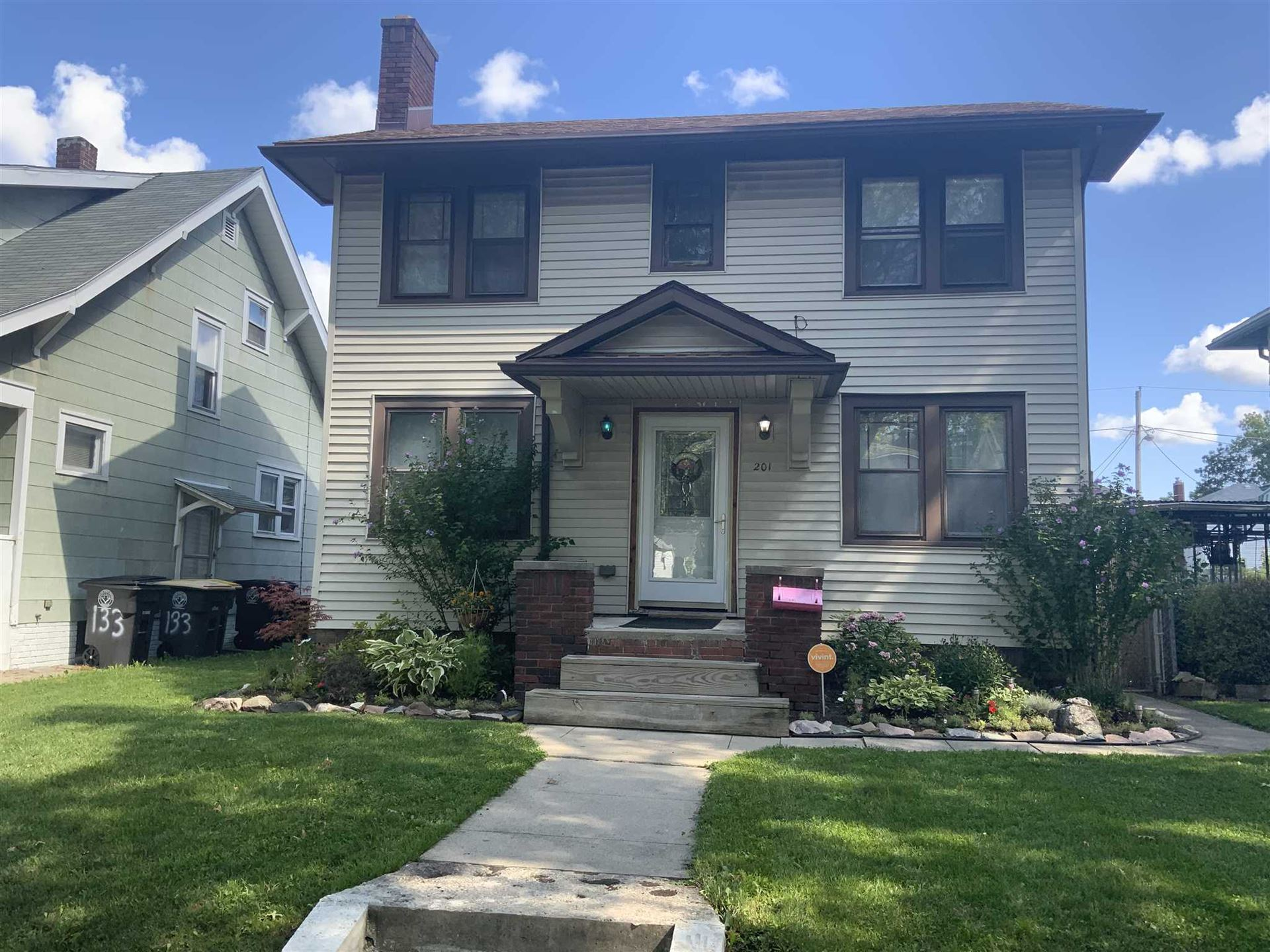 201 E Lexington Court, Fort Wayne, IN 46806 - #: 202030693