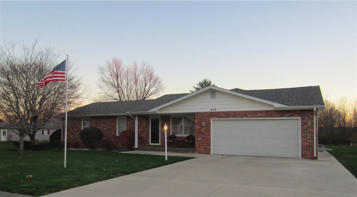 419 Holiday Drive, Greentown, IN 46936 - #: 202042693