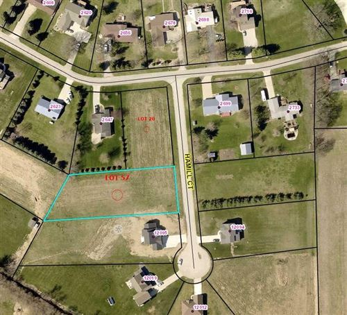 Photo of TBD Lot 57 Hamill Court, Syracuse, IN 46567 (MLS # 202101696)