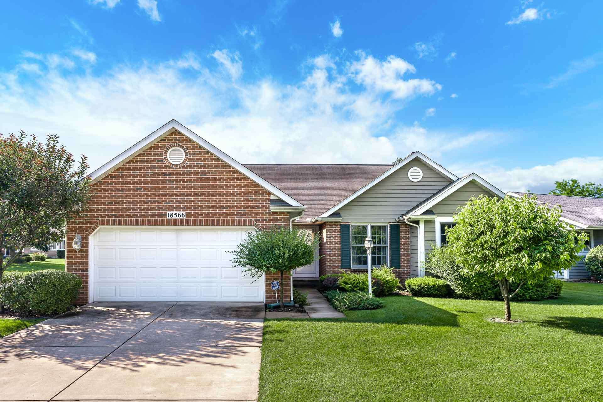 18566 Spring Beach Drive, South Bend, IN 46637 - #: 202031701