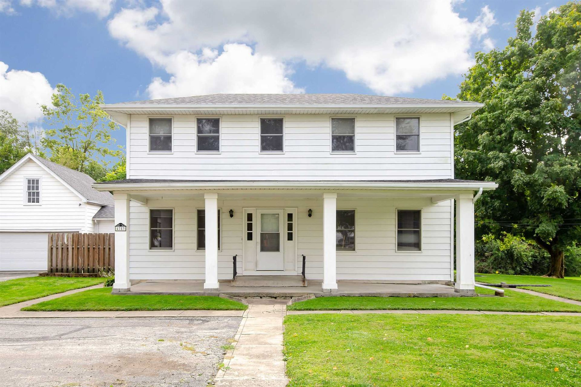 4783 W 250 SOUTH, West Middleton, IN 46995 - #: 202037704