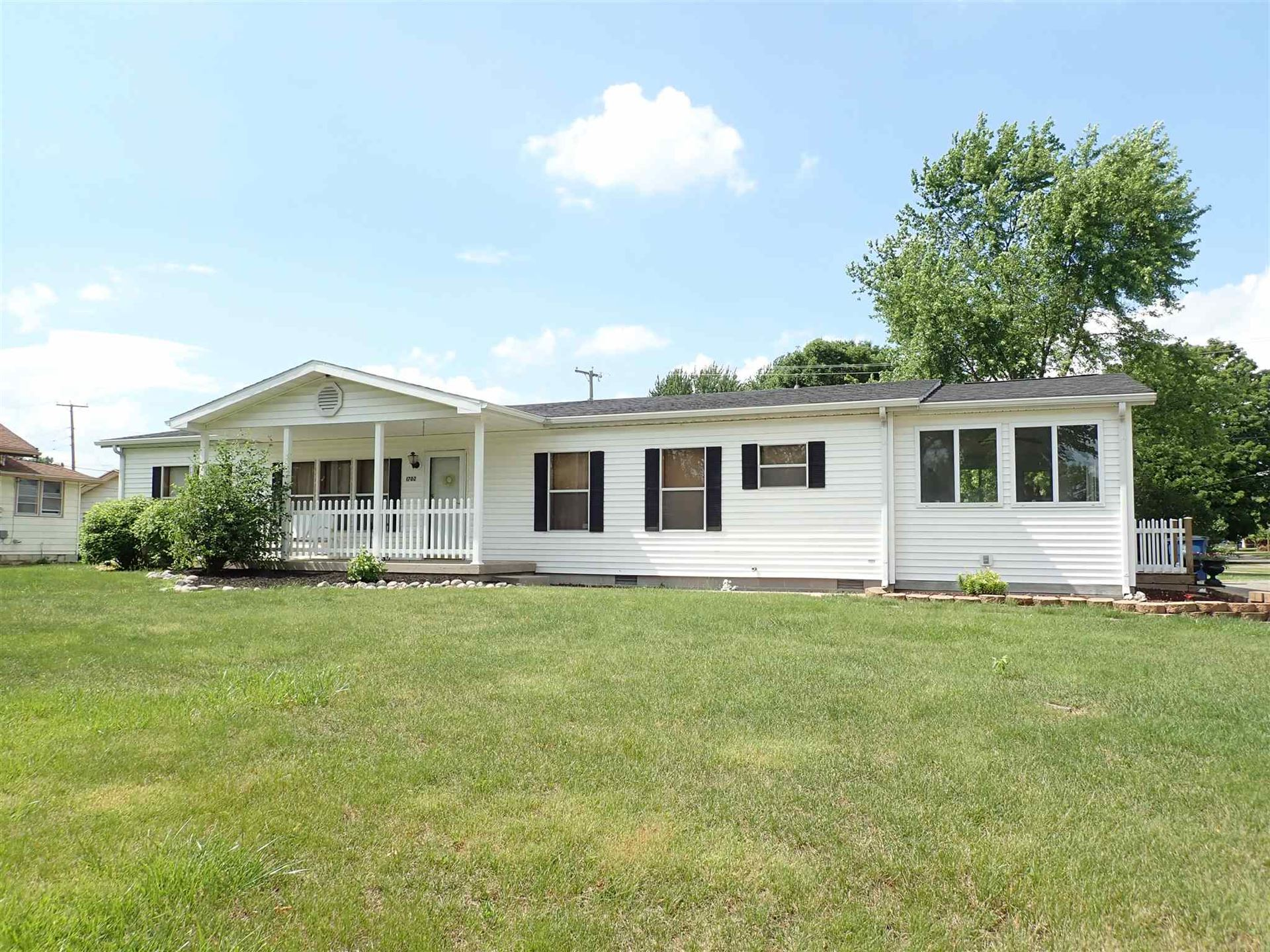 1702 W 9th Street, Marion, IN 46953 - #: 202023708
