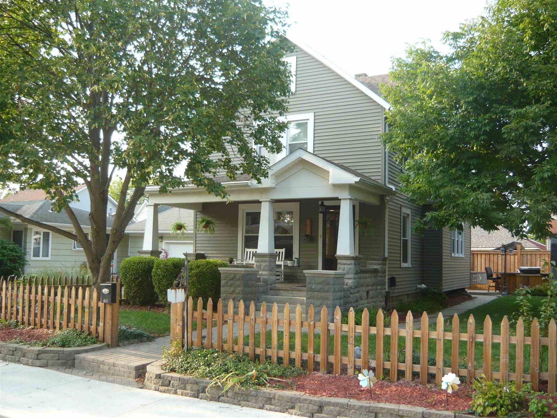 412 W Jackson Street, Decatur, IN 46733 - #: 202038708