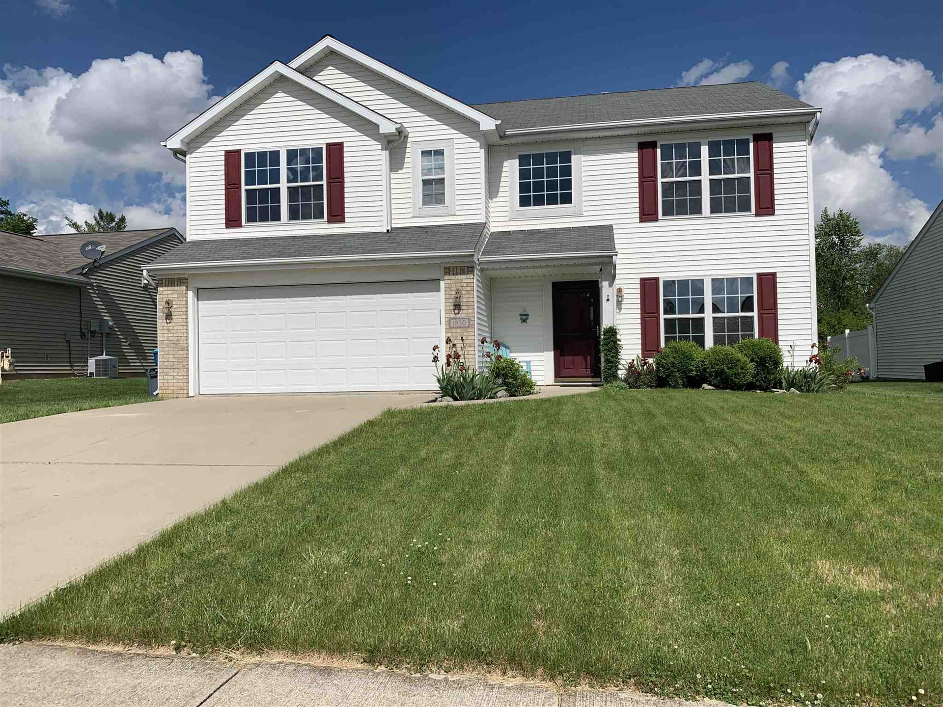 1830 Clifty Parkway, Fort Wayne, IN 46808 - #: 202019709