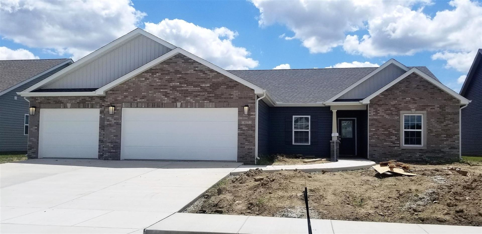 417 West Big Pine (Lot #197 AM) Drive, West Lafayette, IN 47906 - #: 202028713