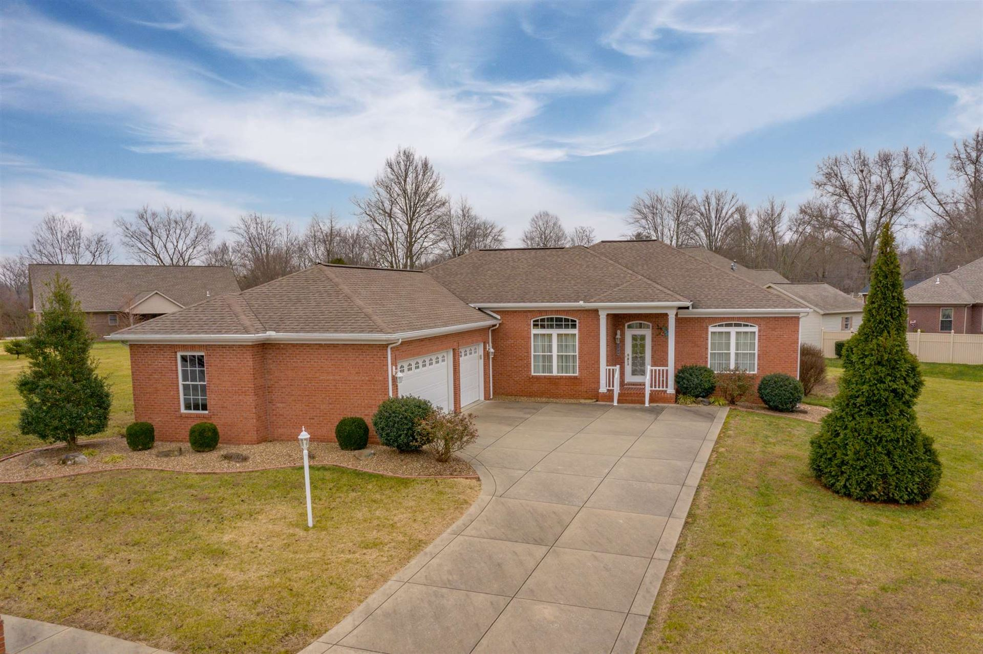 109 Stonehedge Road, Chandler, IN 47610 - #: 202100714