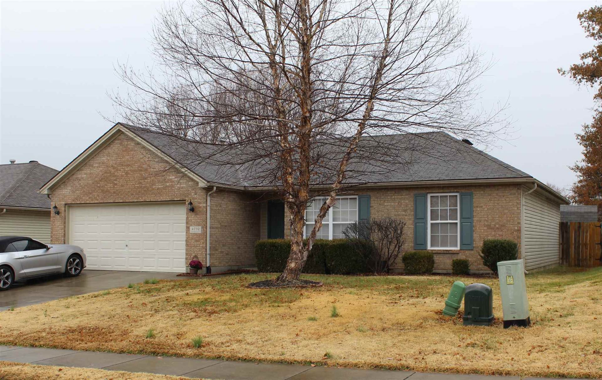 4710 Boardwalk Drive, Evansville, IN 47725 - #: 201950715