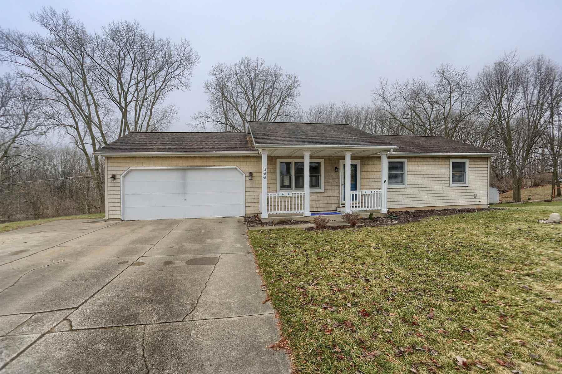 366 S East Ridge Place, Warsaw, IN 46580 - #: 202001716