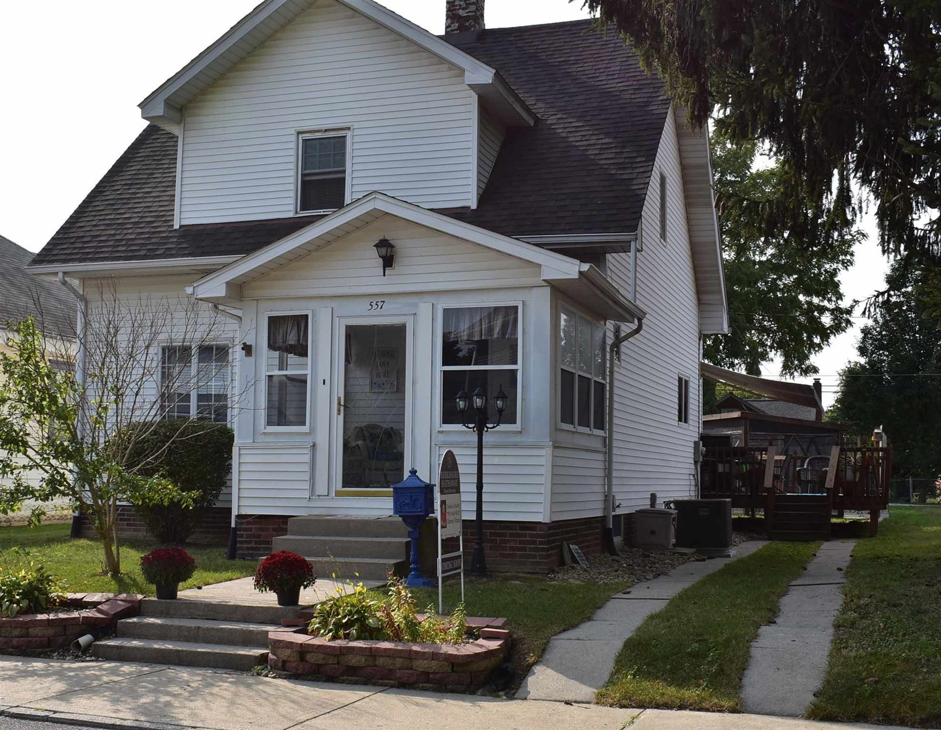 557 E Boone Street, Frankfort, IN 46041 - #: 202038718