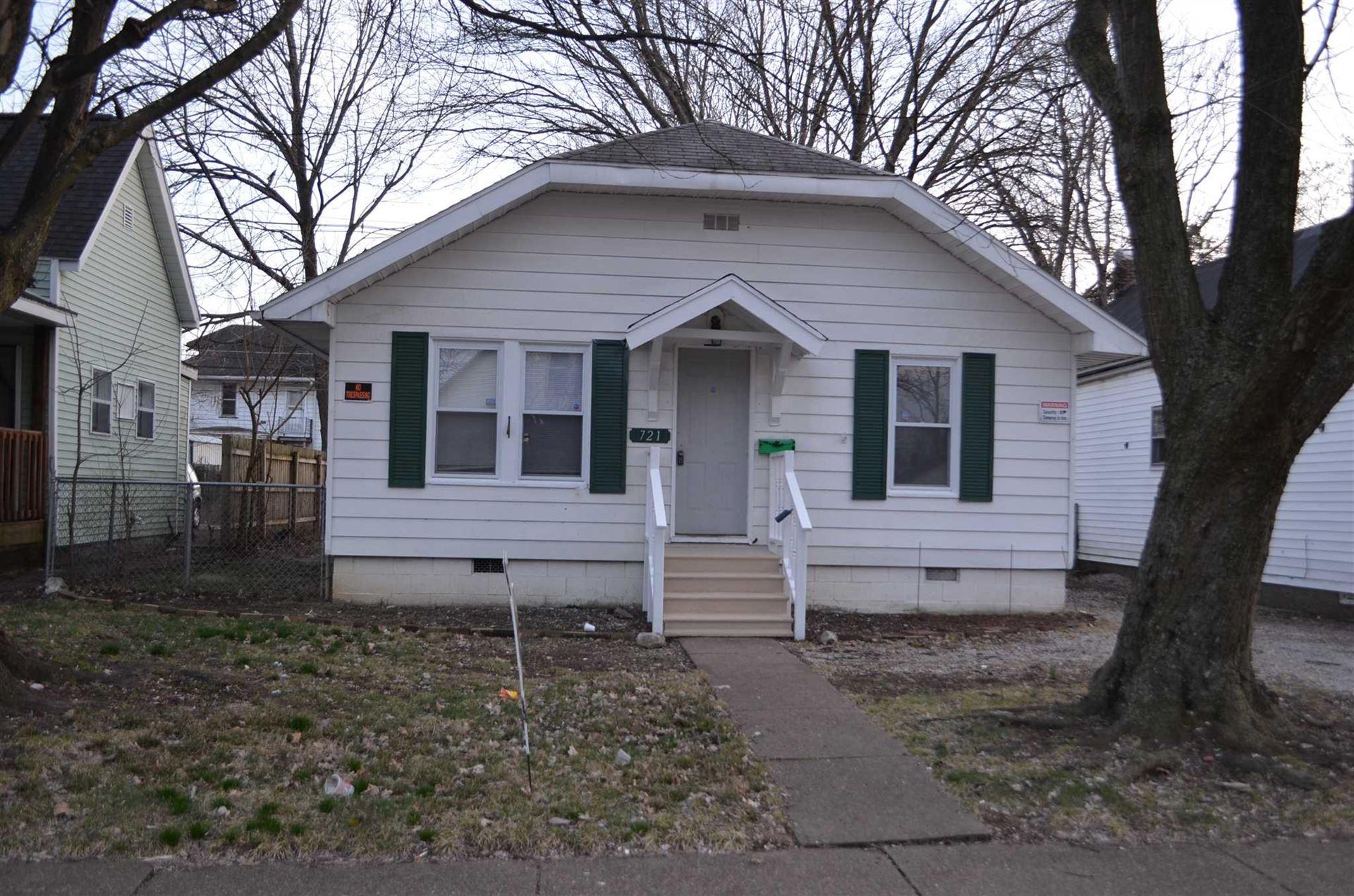 721 E IOWA Street, Evansville, IN 47711 - #: 202002721