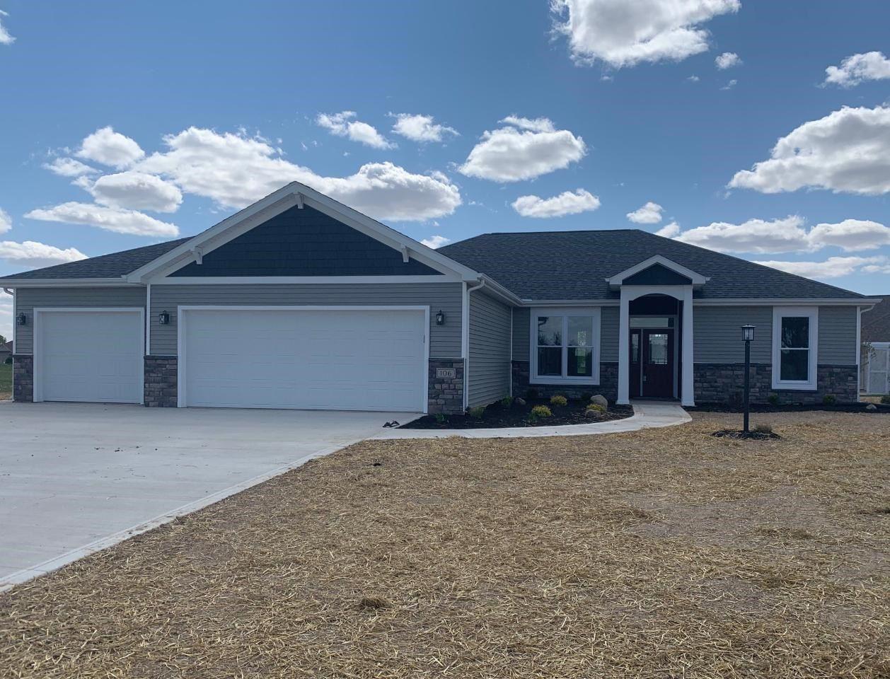 106 E Lake Court, Decatur, IN 46733 - #: 202012721