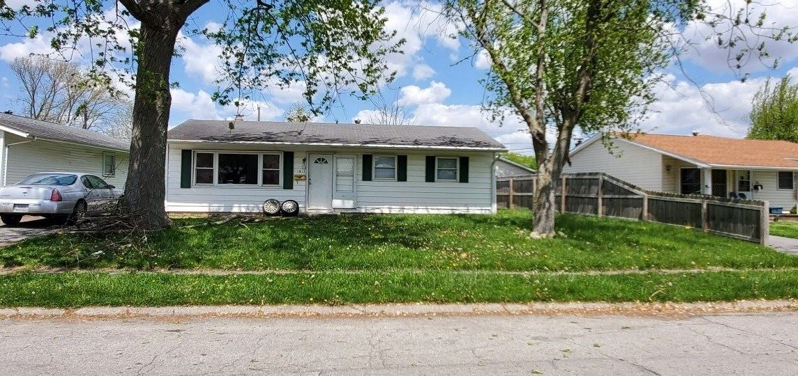 1812 W KNIGHT Circle, Marion, IN 46952 - #: 202016722