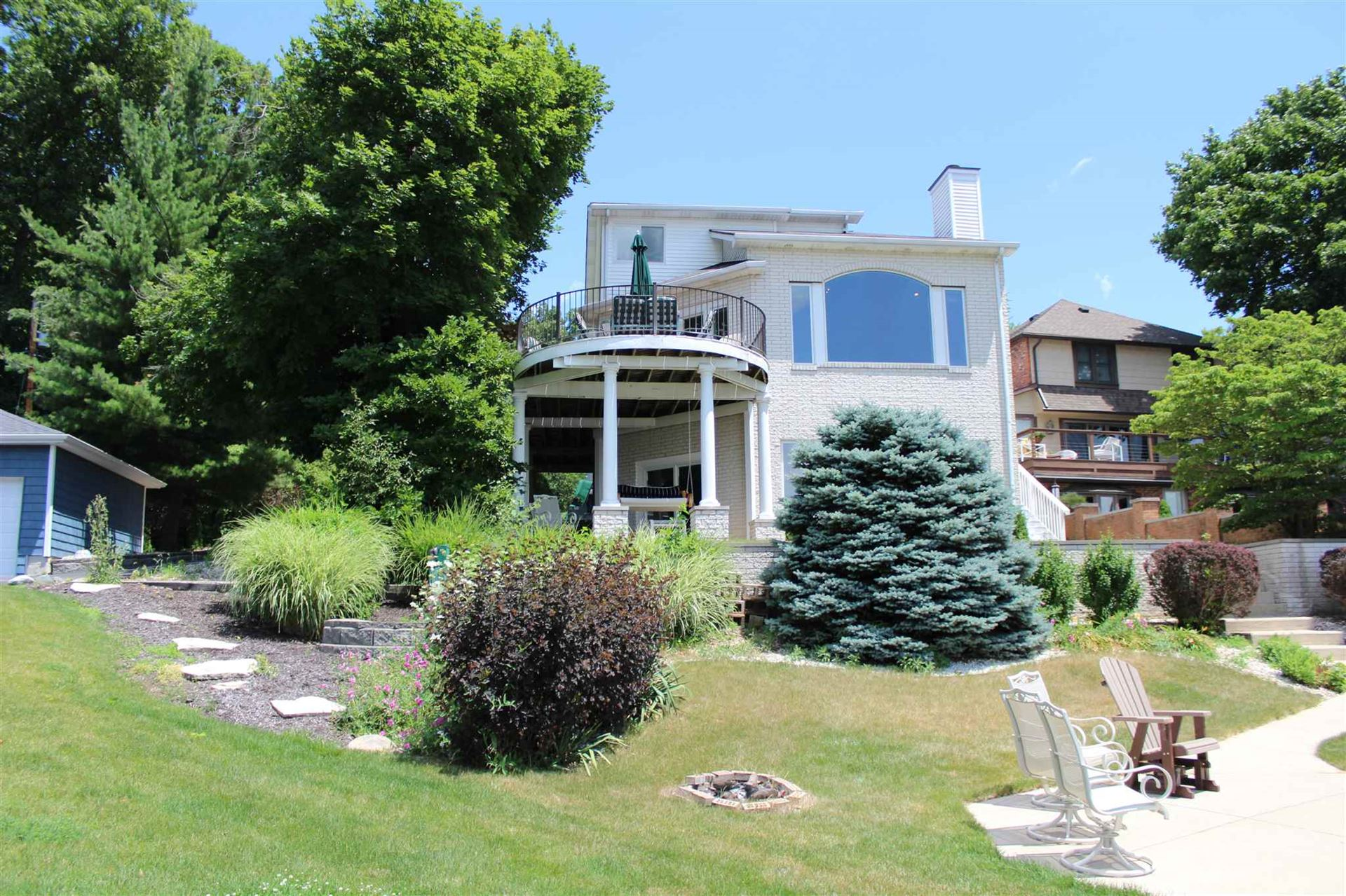 580 Spring Beach Road, Rome City, IN 46784 - #: 202026722