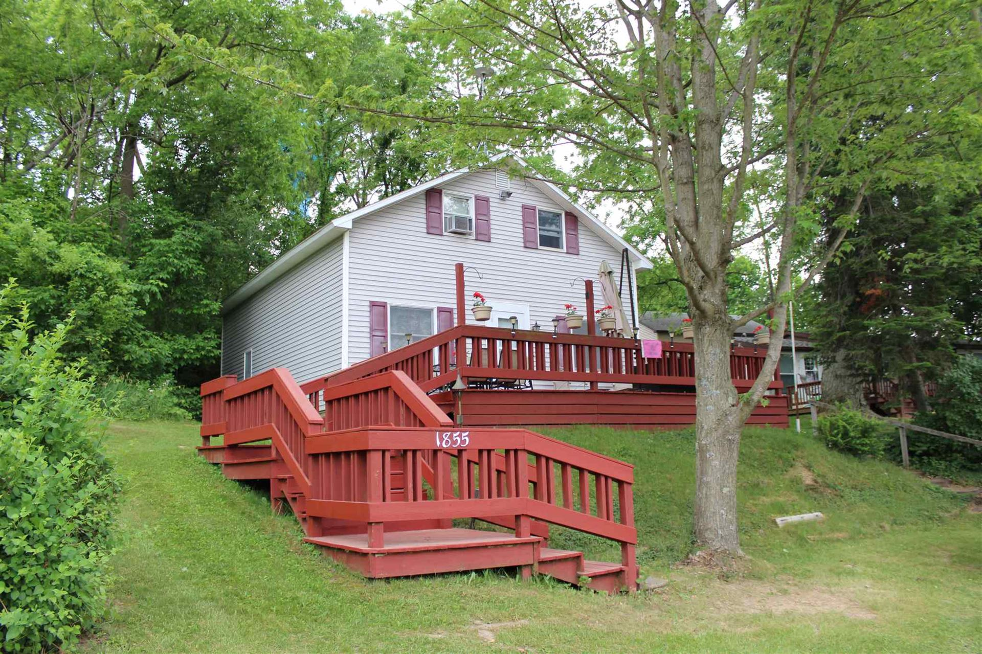 1855 Lane 120 Hamilton Lake, Hamilton, IN 46742 - #: 202021724