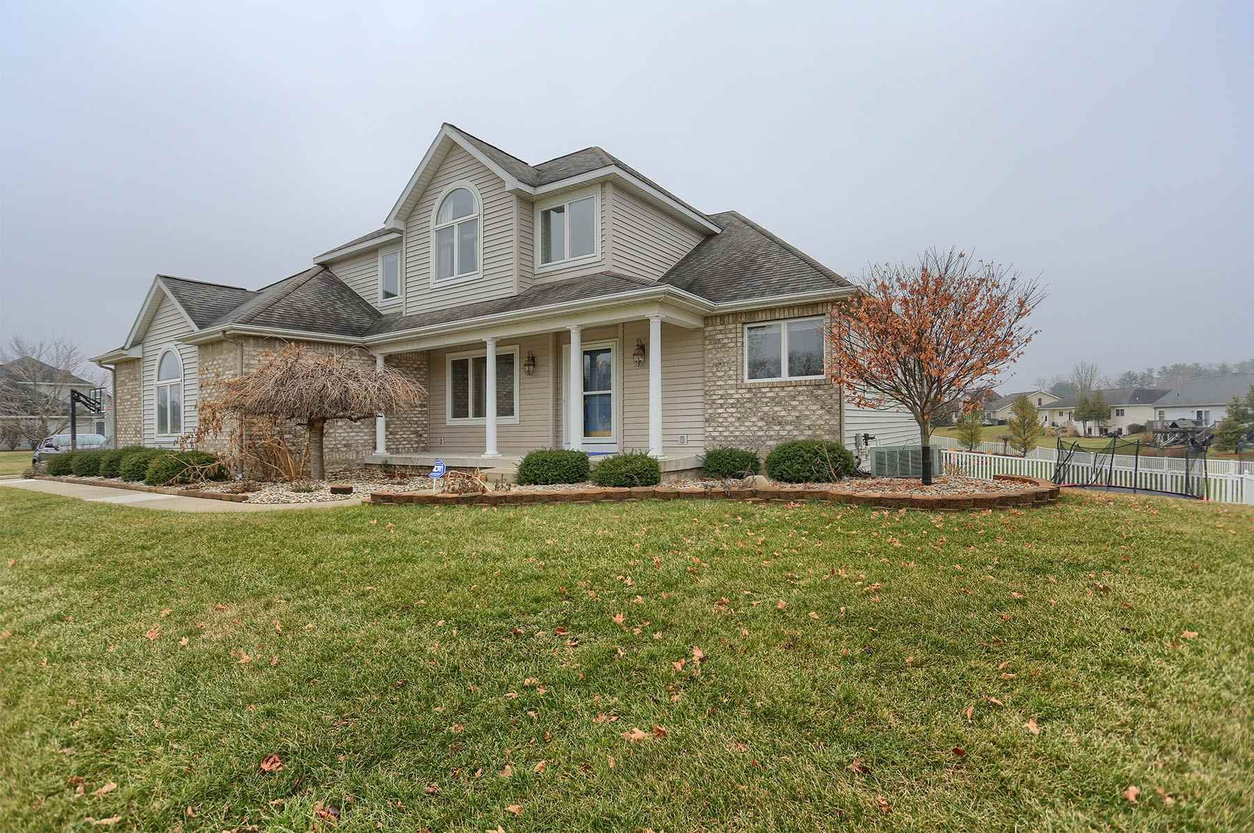 899 N Persimmon Drive, Warsaw, IN 46580 - #: 202001725