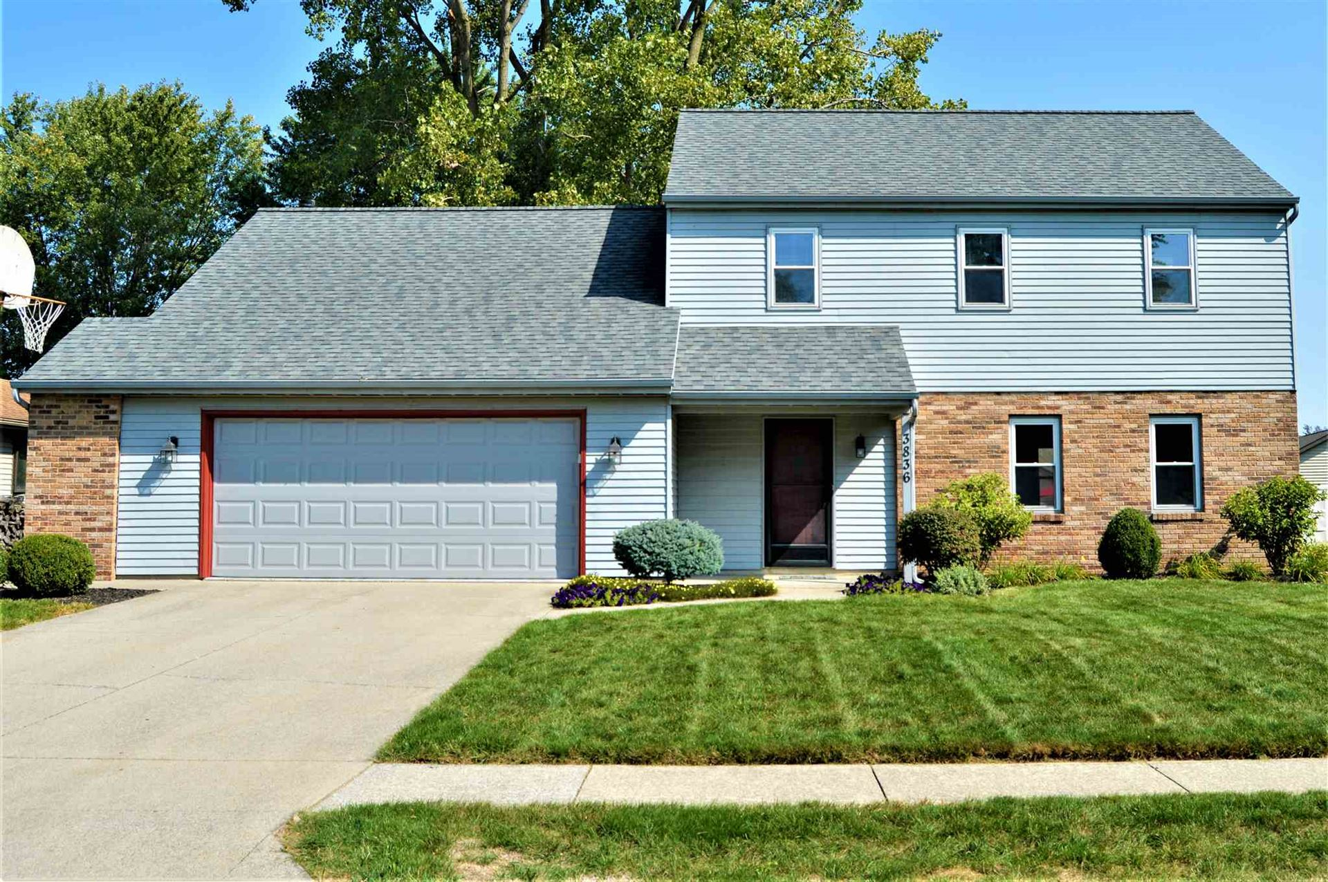 3836 Willshire Estates Drive, Fort Wayne, IN 46815 - #: 202038725