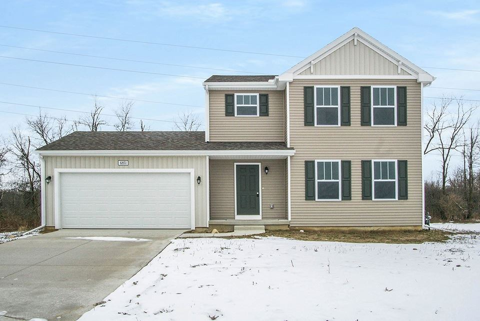 6851 Mackey Court, South Bend, IN 46614 - #: 201951727