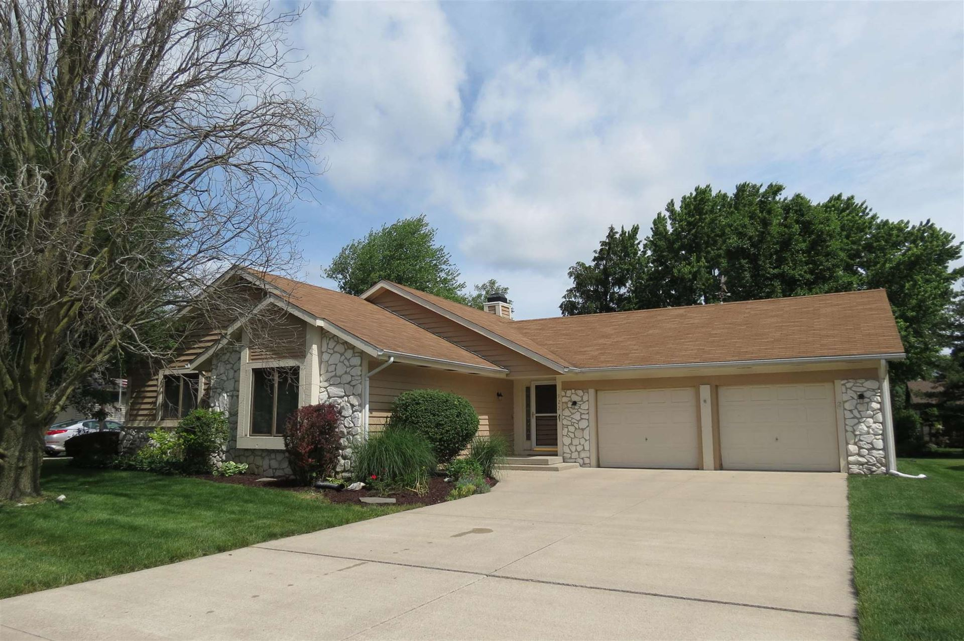 922 Southport Drive, Lafayette, IN 47909 - #: 202020727