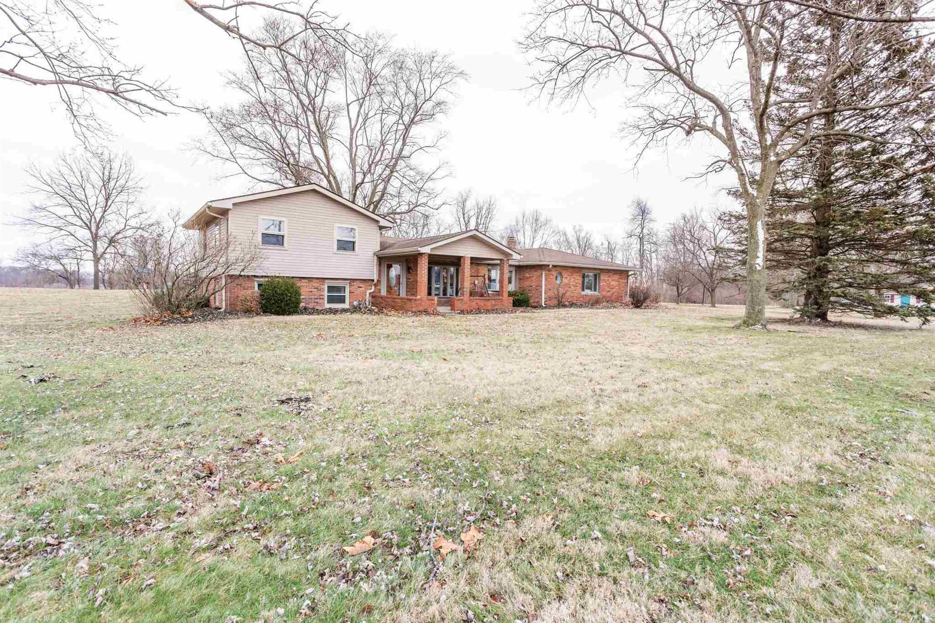 12390 W County Road 550 South, Daleville, IN 47334 - #: 202003730