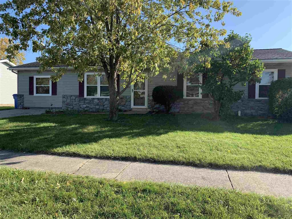 921 Camden Drive, Columbia City, IN 46725 - #: 201946732